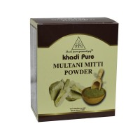 Khadi Pure Herbal Multani Mitti - 80g
