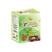 Khadi Pure Herbal Triphala Powder - 80g