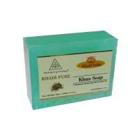 Khadi Pure Herbal Khus Soap - 125g