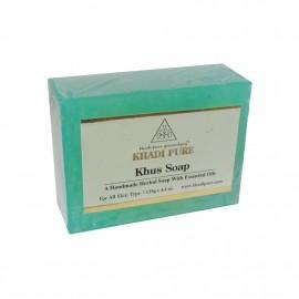 Khadi Pure Herbal Khus Soap - 125g