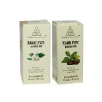 Khadi Pure Jasmine & Jojoba Essential Oil Combo (30ml) Pack 2