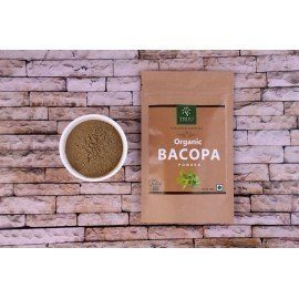 Organic Bacopa Powder 100gm