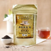 Deha's Organic Black Assam Tea 100 gm