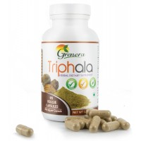 Grenera Organics Triphala Capsules - 90 Capsules / Bottle