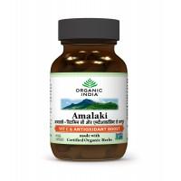 Organic India AMALAKI Vitamin C Capsules (60)