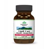 Organic India LIPIDCARE Capsules (60)
