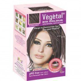 Vegetal Bio Colour Burgundy 150gm