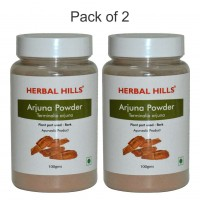 Herbal Hills ARJUNA Powder 200g