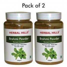 Herbal Hills BRAHMI Powder 200g