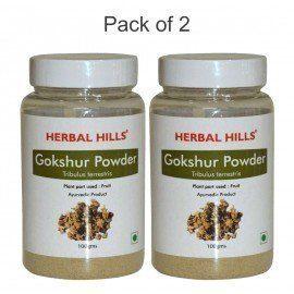 Herbal Hills GOKSHUR Powder 200g