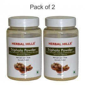 Herbal Hills TRIPHALA Powder 200g