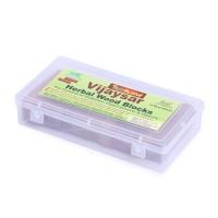 NutrActive™ Vijaysar Herbal Wood Blocks For Diabetes Control, Cholesterol, Arthritis & Weight Loss - (14 wood Blocks)