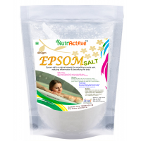 NutrActive Epsom Salt 400gm