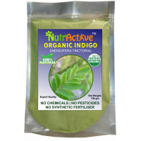 NutrActive Natural Indigo Powder - 100 Grams