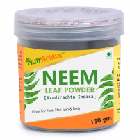 NutrActive NEEM POWDER 150 gm