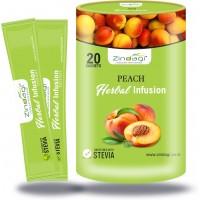 Zindagi Peach Herbal Infusion- 100% Natural Peach Extract