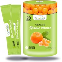Zindagi Orange Herbal Infusion-Natural Orange Extract