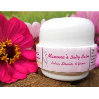 La Flora Organics Mamma's BELLY BALM for Mamma To Be 25g