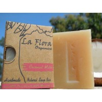 COCONUT MILK Handmade Luxury Soap Bar 100g