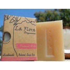 COCONUT MILK Handmade Luxury Soap Bar 100g