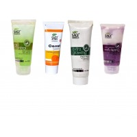 Sage Herbals Face Care Face Pack with for your Pimple, Acne & Spot free Glowing and Brightening skin