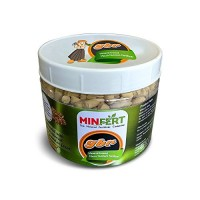 Minfert | GBR | Organic Fertilizer - 400 Gms For Home Plants And Vegetable Plants