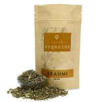 Sorich Organics Brahmi Leaves   Pure Herb ( 200 gm )