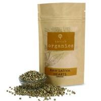 SorichOrganics Raw Sativa Hearts, Protein and Fibre Rich Superfood - 400 Gm
