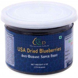 Kenny Delights - USA Dried Blueberries 6 Oz (170 grams)