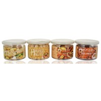 Kenny Delights Exotic Nuts Combo, 500 Grams (Pack Of 4)
