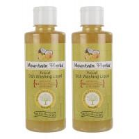 Mountain Herbs Natural Dish Washing Liquid (300 Ml 2 Bottles)