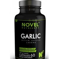 Novel Nutrients LASUNA (Garlic) 300 mg Capsules (60)