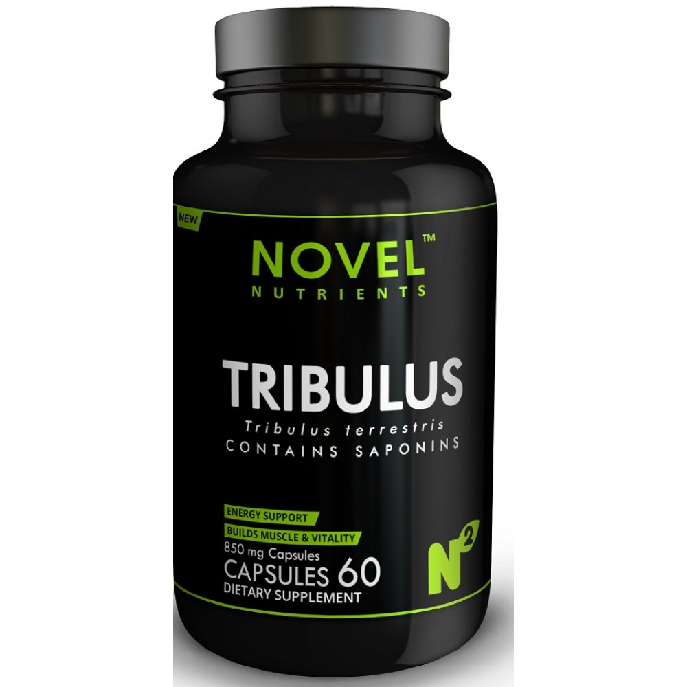 Buy Novel Nutrients Tribulus 850 Mg 60 Capsules Muscle