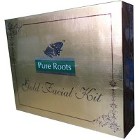Gold Facial Kit Pure Roots™ 100gm