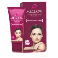 Leeford Me Glow Fairness Cream For Women (50G)