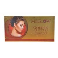 Meglow Golden Glitter Facial Kit 85gm