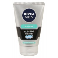 Nivea Men All In 1 Face Wash, 100gm