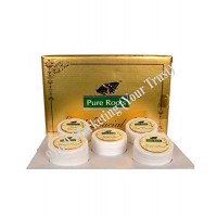 Pure Roots Gold Facial Kit 300Gm