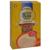 Ammae Sprouted Ragi Powder, 175 G (Pack Of Two)