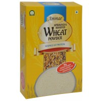 Ammae Sprouted Wheat Powder, 125g (Pack Of Two)