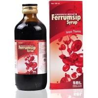 SBL Ferrumsip Syrup (180ml)