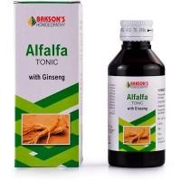 Bakson Alfalfa Tonic (With Ginseng) (115ml)