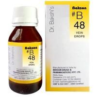 Bakson B48 Vein Drops (30ml)