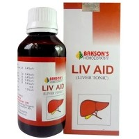 Bakson Liv Aid Syrup (115ml)