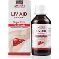Bakson Liv Aid Syrup (Sugar Free) (115ml)