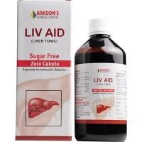 Bakson Liv Aid Syrup (Sugar Free) (450ml)
