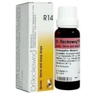 Dr. Reckeweg R14 (Quieta) (22ml)