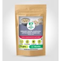 Organic Phool Makhana/ Lotus Seeds Kheer Mix 75 gm