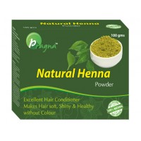 Pragna Herbals Natural Henna (100 gms) pack of 2