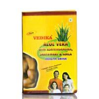 Vedika Aloe Vera Drink With Ashwagandha, Shatawari & Amla Juice 1 Litre